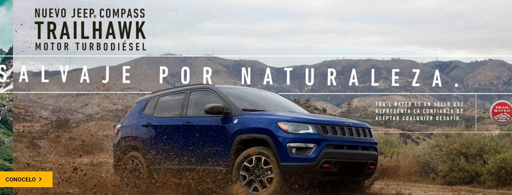Jeep compass trailhawk Pire Rayen