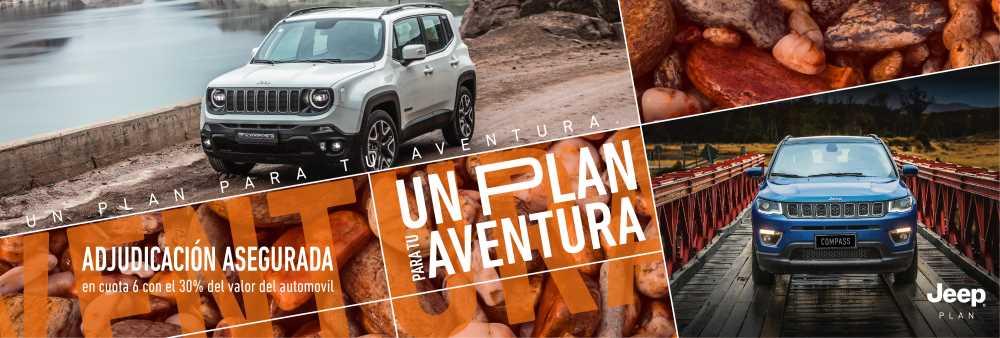Jeep Plan_Slider Web - Renegade y Compass - Pire Rayen